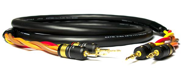 Mogami 3104 + ViaBlue T6s Flexible Pin