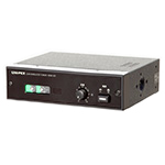 選挙用放送設備 オプションE 車載用ワイヤレス受信機 NDW-301