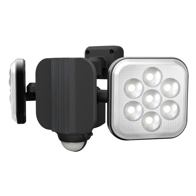 8W×2灯 フリーアーム式LEDセンサーライト(LED-AC2016)