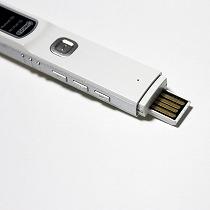 Bluetooth スマホ通話録音機 ボイスレコーダー | BR-20 各部画像
