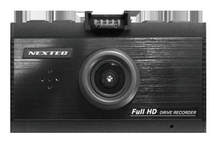ドライブレコーダー(全面) NX-DR201