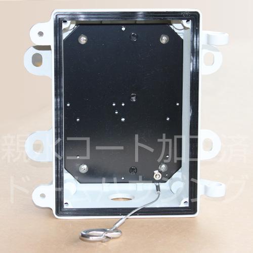 ウェブカメラ用 ドームハウジング 電源BOX画像