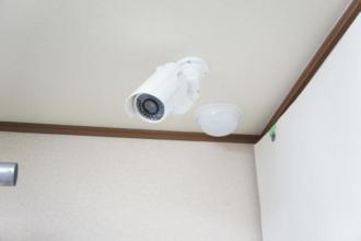 天井に取付けたイメージです