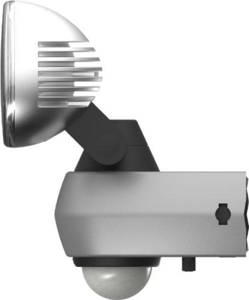 10W 2灯式 360度センサーライト LED-AC2020 横画像