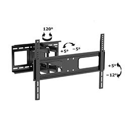 37〜70型 角度調整型 壁掛け金具 | LPA13-464N