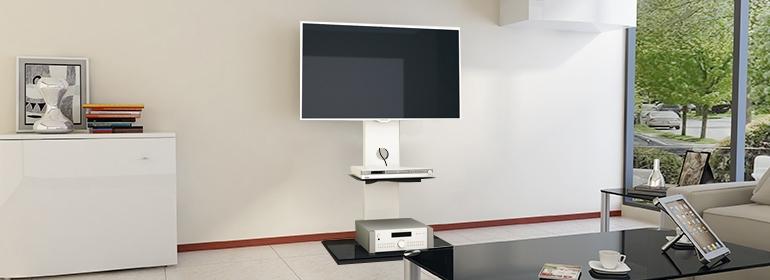 テレビスタンド壁寄せタイプ 23インチから47インチ対応 M603S
