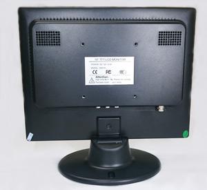 PCモニターとしても最適  10.4型 液晶モニター | MNT-104HVBR