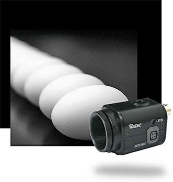 高感度暗視カメラ WAT-910HX-RC