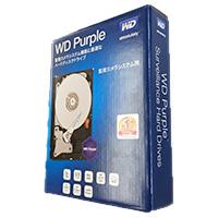監視カメラ専用 2TB ハードディスク写真