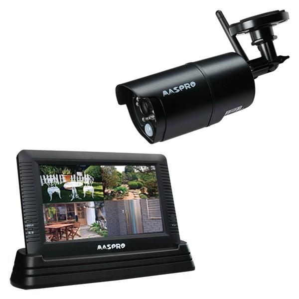 モニター&ワイヤレスHDカメラセットWHC7M