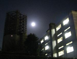 [写真:月夜]