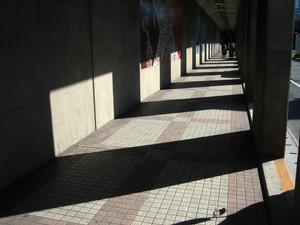 [写真:六本木トンネル]